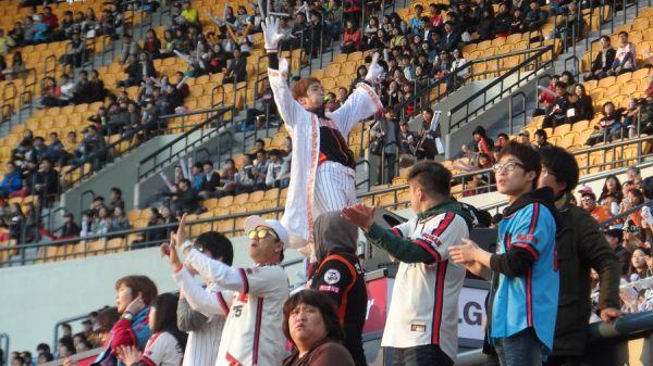 BASEBALL; SEOUL, KOREA