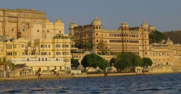 PALACE; UDAIPUR, INDIA